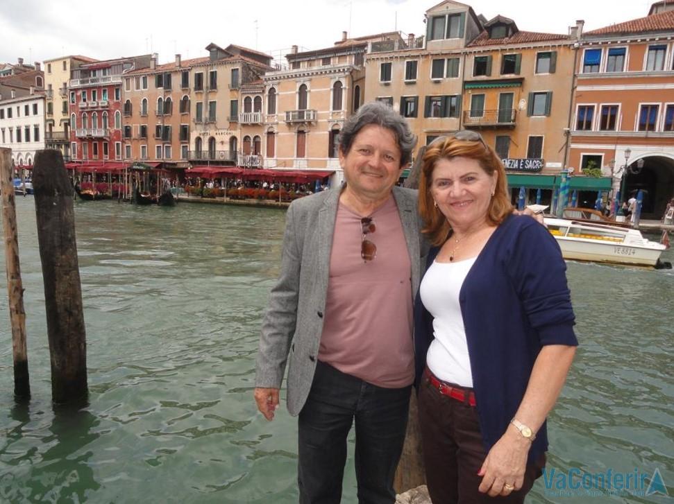 Arquitetura e o Grande Canal de Veneza