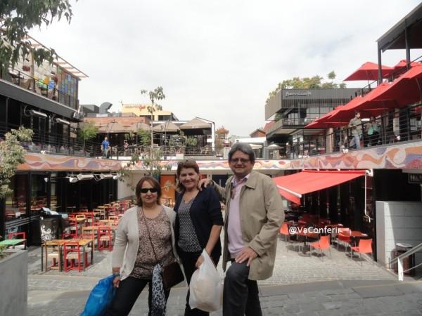 Santiago, Vina Del Mar e Valparaíso