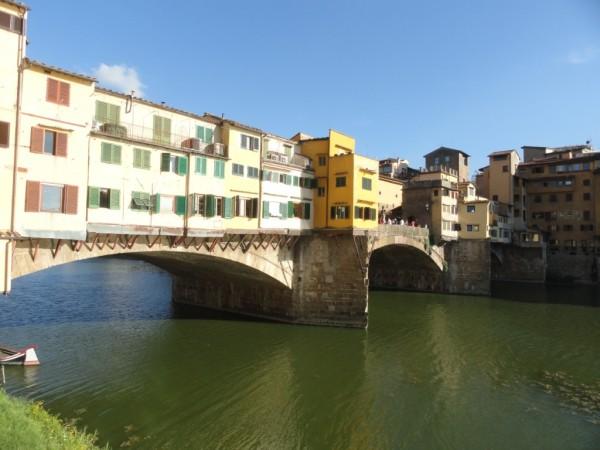 De Florença para Veneza