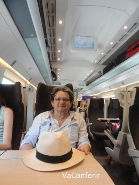 Florença de trem