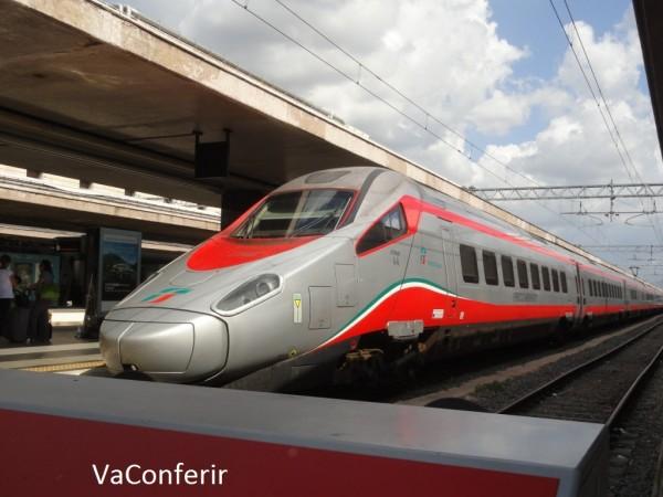De Roma para Florença