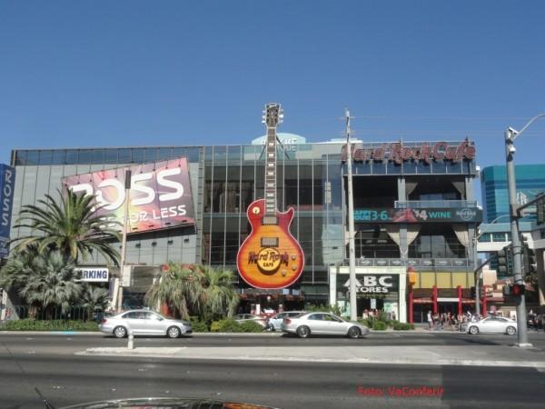 Hotéis e Cassinos de Las Vegas