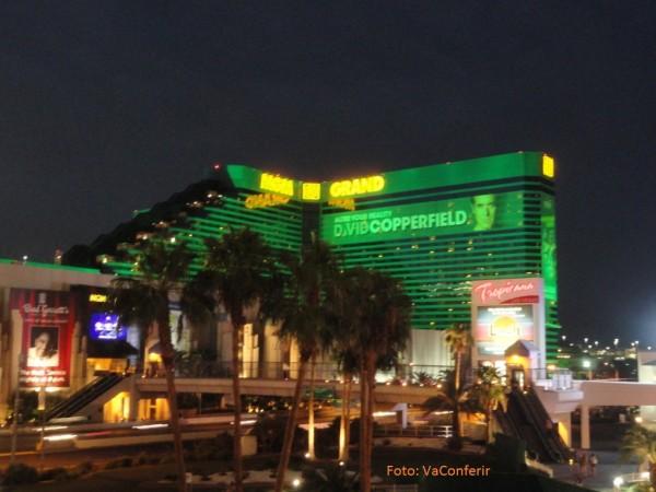 hotéis e cassinos