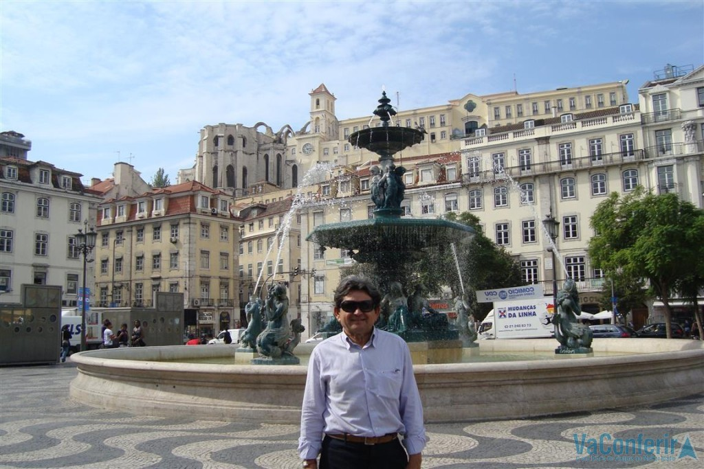 Praça do rossio (Medium)
