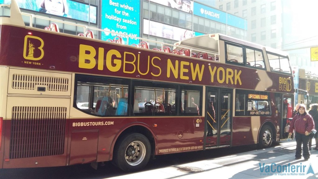 big bus de new york