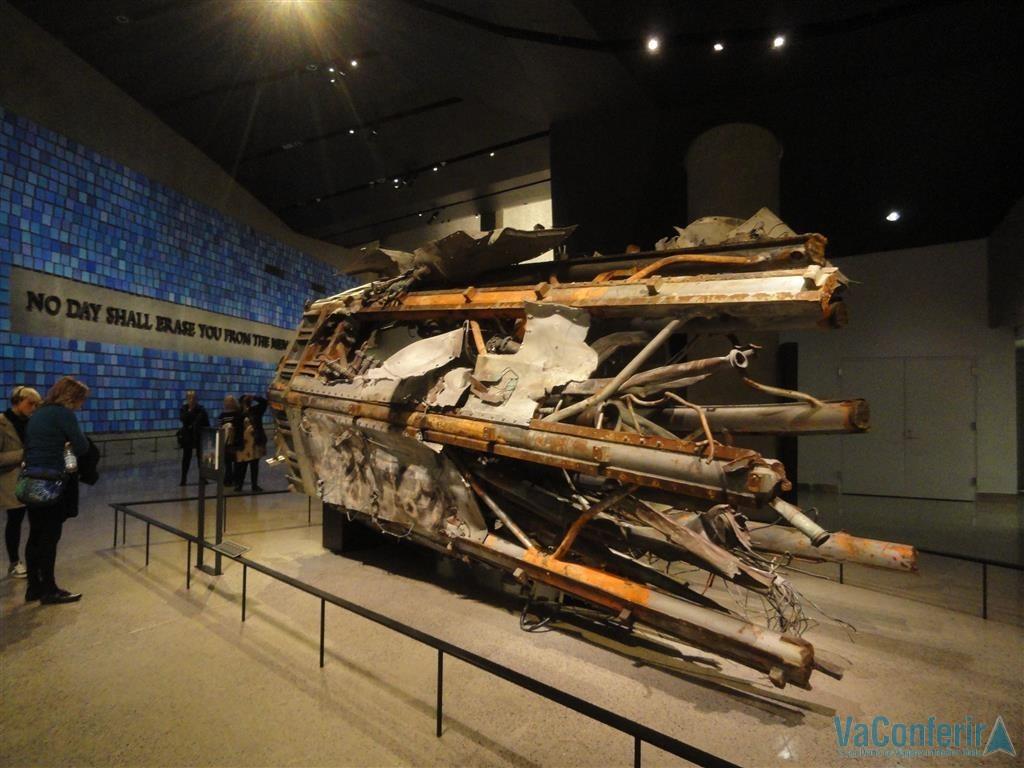 Memorial e Museu 11 de Setembro de Nova York