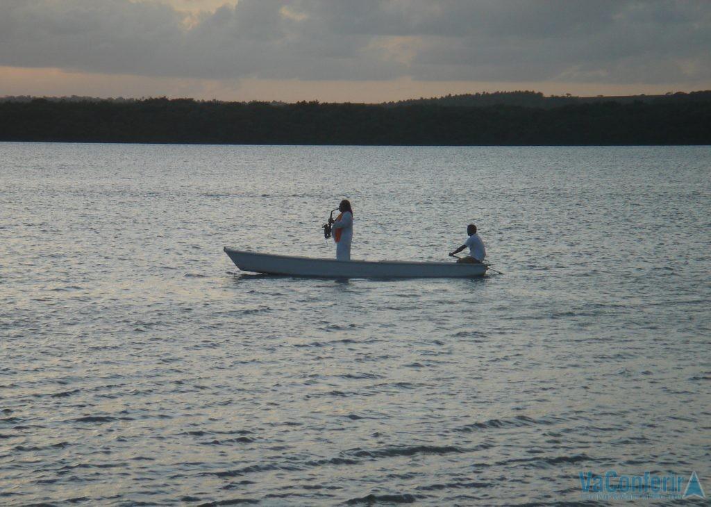 Praia do Jacaré com Jurandy e seu Sax