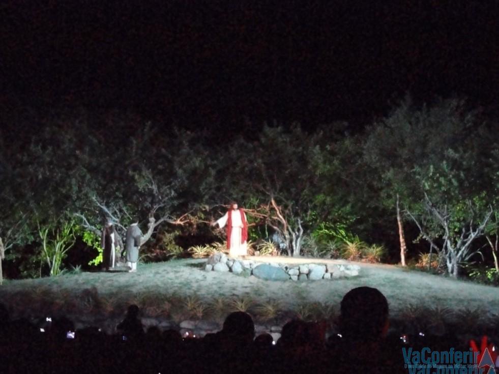 O Horto da Paixão de Cristo em Pernambuco