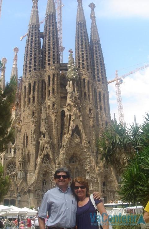 Barcelona, a cidade do arquiteto Antoni Gaudí