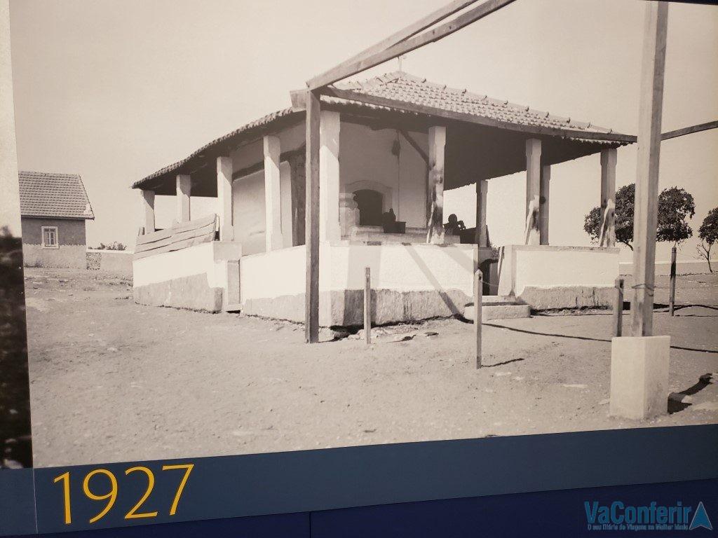 VaConferir Capelinha das aparições do santuário de Fátima
