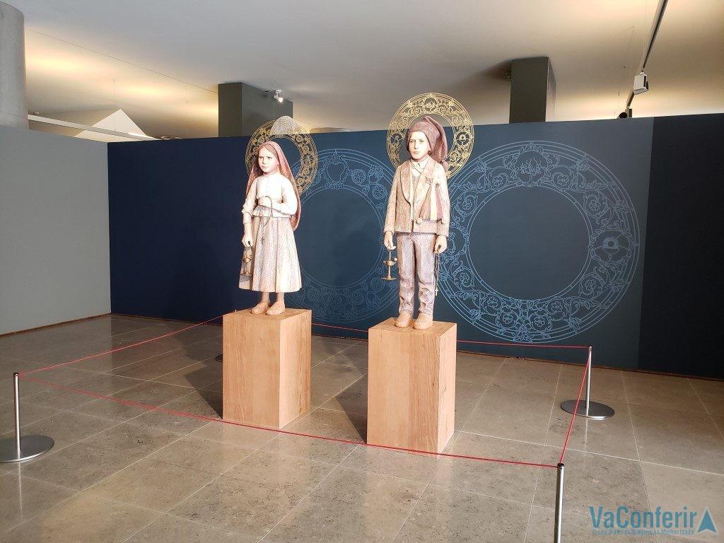 VaConferir e Capelinha das aparições do santuário de Fátima