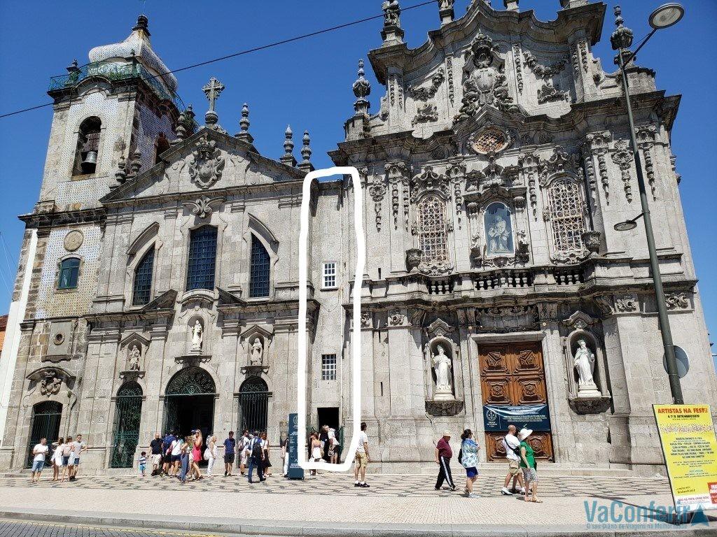cidade do Porto - A Casa Escondida.
