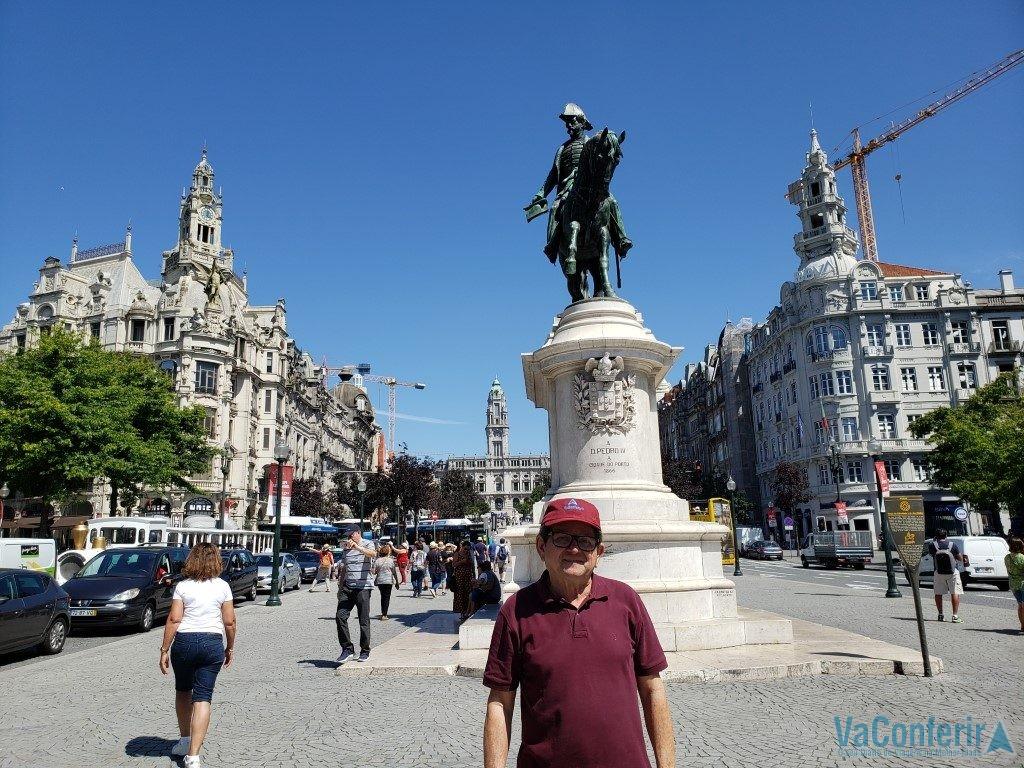 Praça da Liberdade Porto