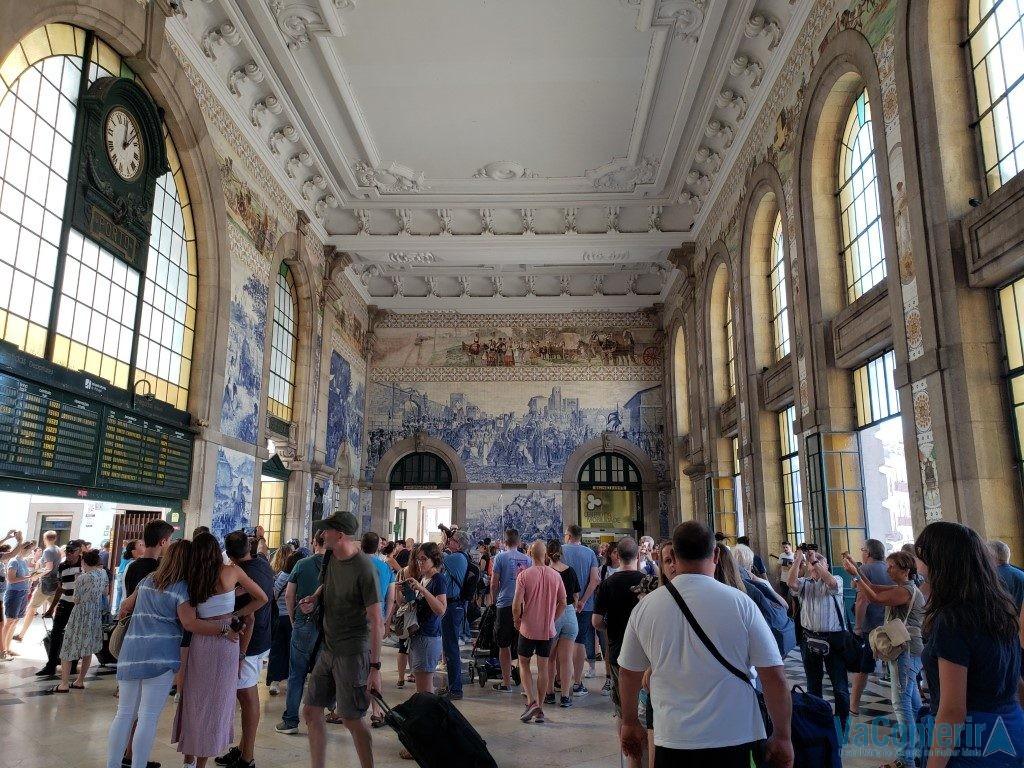 Estação São Bento de Porto