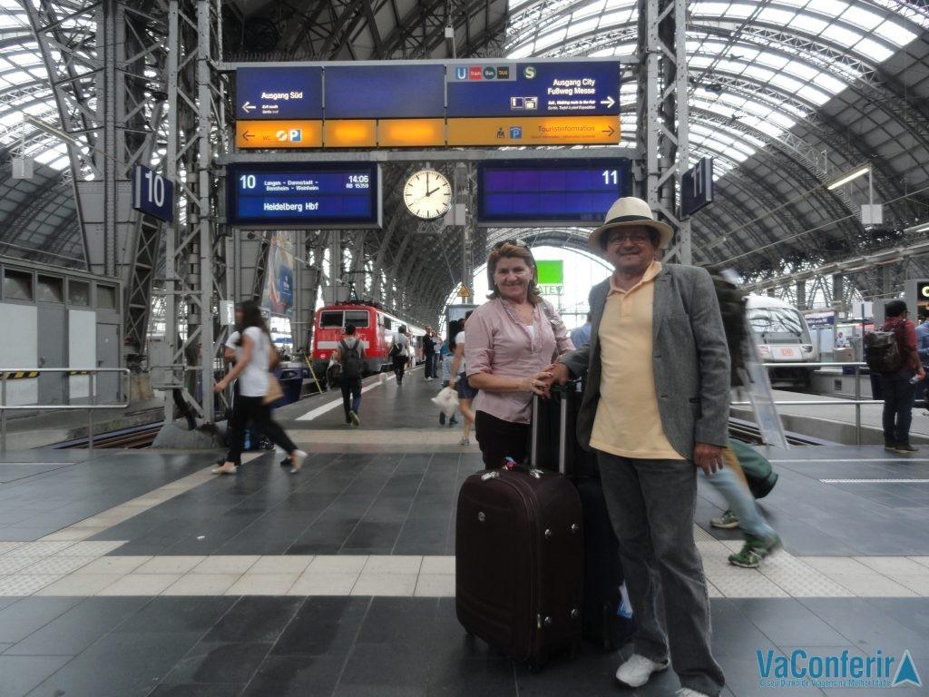 Estação de Frankfurt