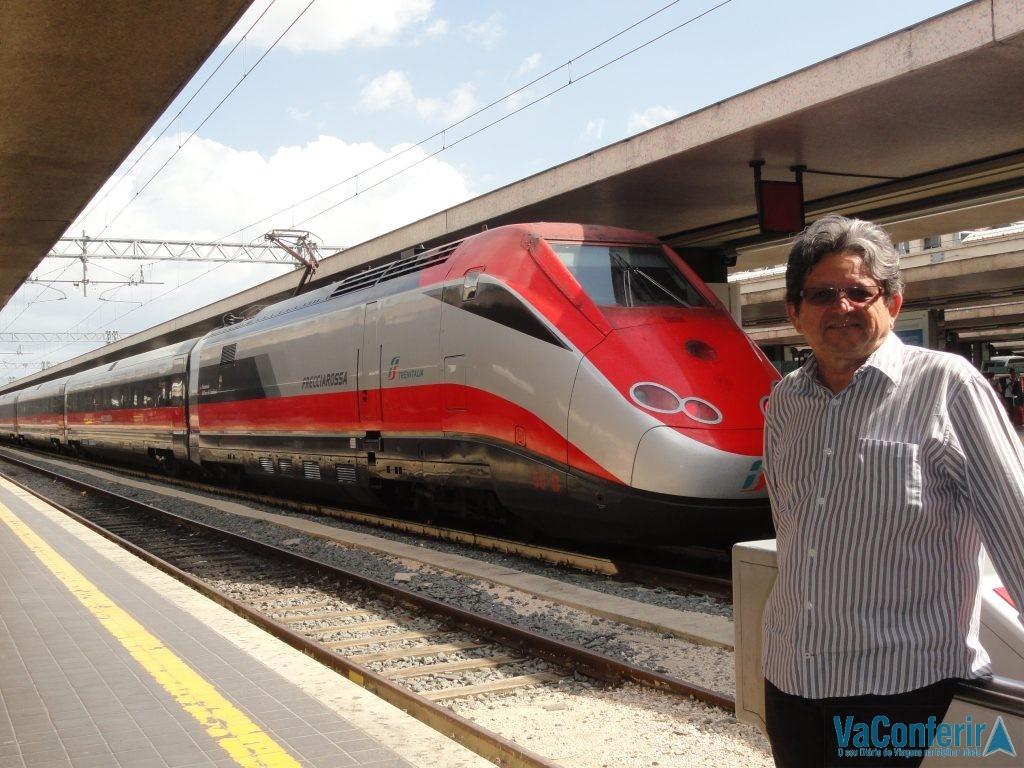 Estação de Roma